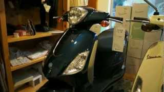 7. 2012 Piaggio Fly 150 - Quick Review