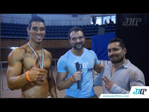 Entrevista a Bernado Trejo - Nacional 2015