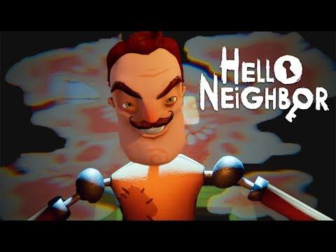ШКОЛЬНЫЙ КОШМАР ► Hello Neighbor #5