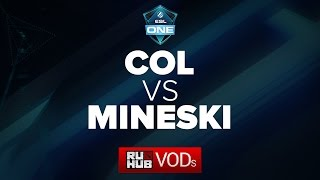 Mineski vs coL, game 2