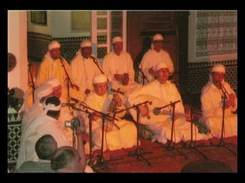 "Ensemble Said Belcadi - ""Amdah Nabawuiya"" - Anachid dinia-anachid diniya-Moual El Hadra"