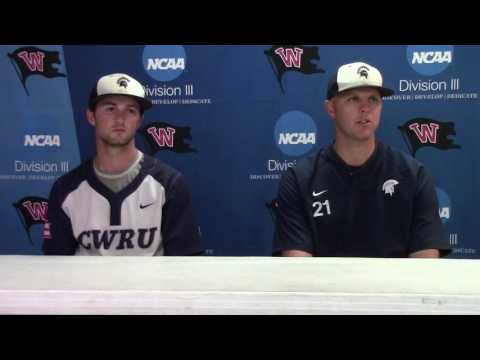West Regional | Case Western Reserve Day 1 Press Conference
