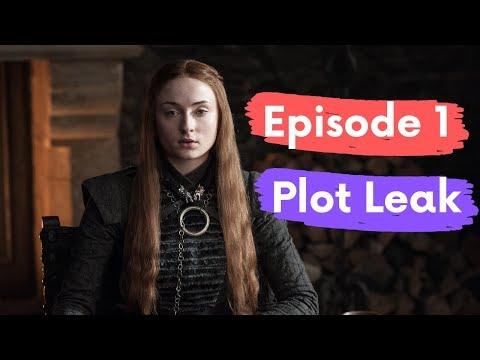 Game Of Thrones Season 8 Episode 1 Plot Leak Breakdown