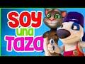 Soy una taza - canciones infantiles (talking Tom)