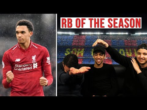 Trent Alexander-Arnold 2019 • Craziest Passes, Skills & Assists | Our RB of the Season REACTION