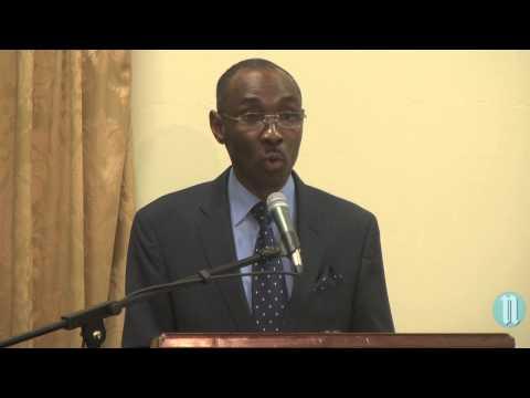Cérémonie d'investiture du nouveau cabinet ministériel (Martelly-Paul)
