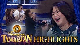 Video Tawag ng Tanghalan: Hurados give Dulce a standing ovation! MP3, 3GP, MP4, WEBM, AVI, FLV Agustus 2018