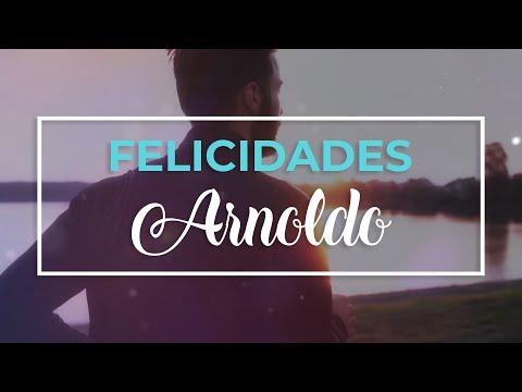 Tarjetas de amor - Feliz cumpleaños Arnoldo   Felicitación de cumpleaños personalizada