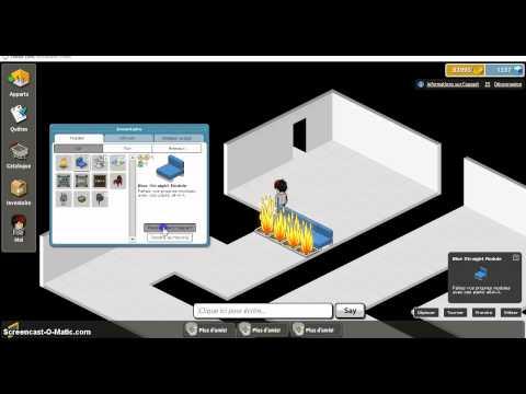 Habbo - Como fazer um labirinto wired ²