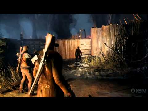Hunt: Horrors of the Gilded Age — IGN Live: E3 2014