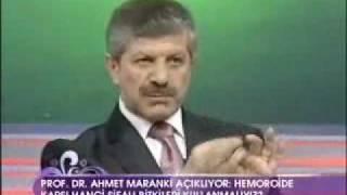 Ahmet Maranki Hemoroid Çözümü