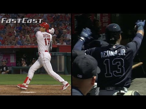 Video: MLB.com FastCast: Ohtani, Acuna win ROY - 11/12/18