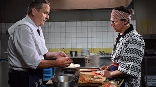 """Nonton The Other Side of Hope clip - """"Meatballs won't do"""" Film Subtitle Indonesia Streaming Movie Download"""