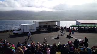 Faskrudsfjordur Iceland  city images : BMX tricks in Iceland!