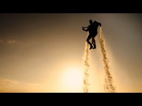 water jetpack - I'm on facebook and twitter now! :) https://www.facebook.com/devinsupertrampyoutube http://twitter.com/devinsupertramp Check out http://jetlev.com At the lin...
