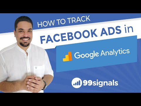 Watch 'How to Track Facebook Ads in Google Analytics [Using URL Parameters] - YouTube'