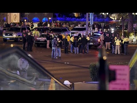 Λας Βέγκας: Γυναίκα οδηγός έπεσε πάνω σε πεζούς έξω από ξενοδοχείο