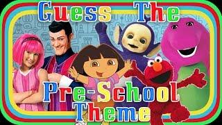 Video GUESS THE PRE-SCHOOL THEME SONG!!! MP3, 3GP, MP4, WEBM, AVI, FLV Juni 2019