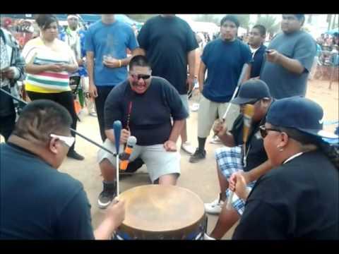 Blu Thunder @ WAK powwow 2012