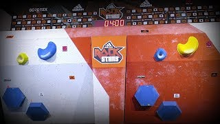 Female Super Final | Adidas Rockstars 2018 by OnBouldering