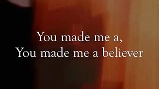 image of Believer - Imagine Dragons - LYRICS