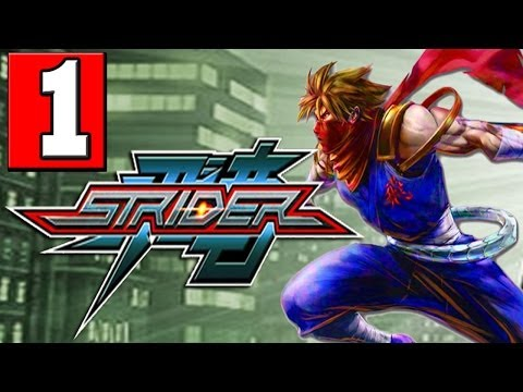 strider xbox one guide