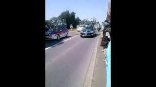 Sable-sur-Sarthe France  city photos : Tour de france 100eme anniversaire Sablé sur Sarthe
