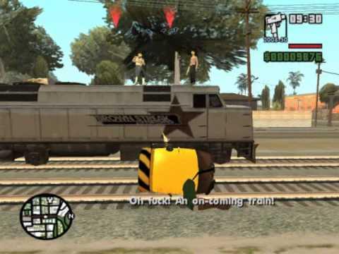 Follow the damn train yourself Smoke.