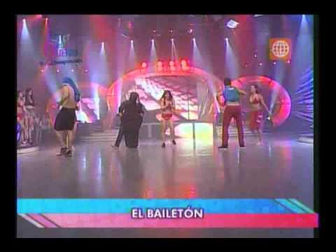 Esto es Guerra: Bailetón - 27/11/2012