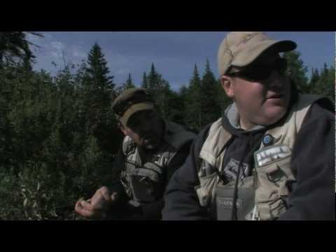 Conseils pour la pêche au saumon dans la rivières des Escoumins