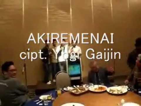 GAIJIN AKIREMENAI by CHOSHI ISTANT LIVE IN TOKYO JAPAN.wmv