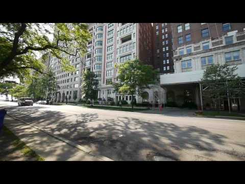 The Mayfair, East Lake Shore Drive's only condo building