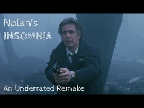 Nolan's Insomnia: An Underrated Remake