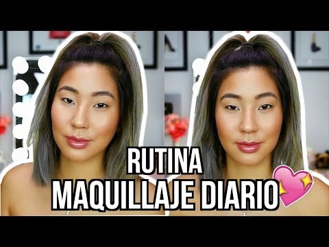 MI RUTINA DE MAQUILLAJE DIARIO! | Carol Chang
