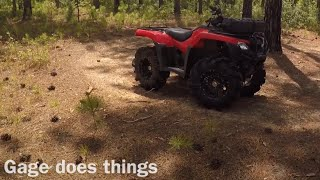 8. Five things I hate about my Honda rancher 420