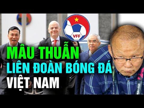 Điều Gì Đã Khiến HLV Park Hang-seo Mâu Thuẫn Với Liên Đoàn Bóng Đá Việt Nam - Thời lượng: 11 phút.