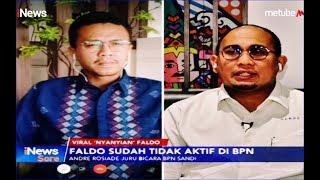Video Debat Faldo Maldini dan Andre Rosiade soal Vlog Tentang Prabowo - iNews Sore 24/06 MP3, 3GP, MP4, WEBM, AVI, FLV Juni 2019