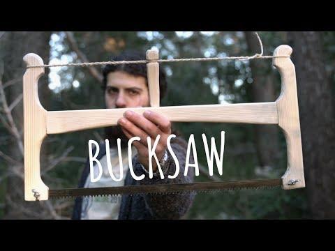 Costruisco una Mega SEGA a Telaio Bushcraft - BUCKSAW