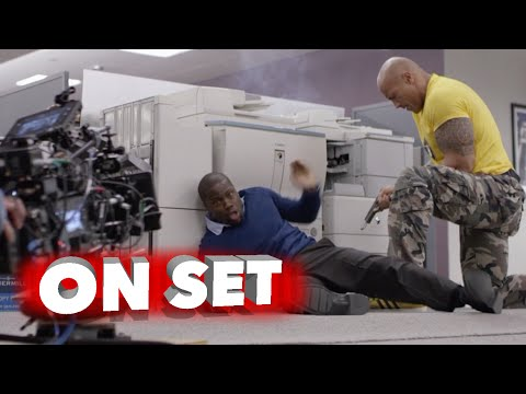 Central Intelligence: Exclusive Behind the Scenes Featurette - Dwayne Johnson