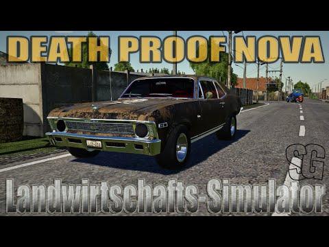 FS19 Death Proof Nova v1.0.0.0