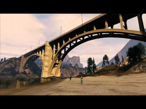 GTA V - Timelapse video