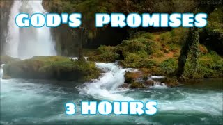 Video GOD'S PROMISES // FAITH //STRENGTH IN JESUS // 3 HOUR LOOP MP3, 3GP, MP4, WEBM, AVI, FLV Juni 2019
