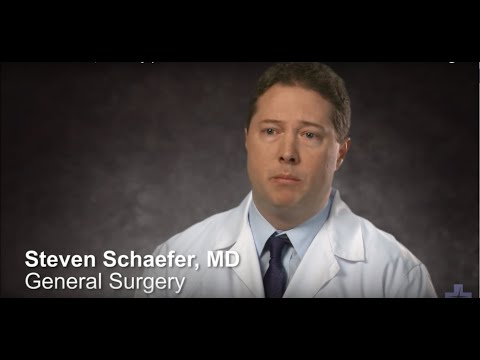 Meet Dr. Steven Schaefer, General Surgery – Advocate Health Care