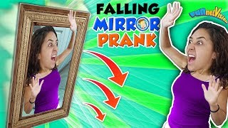 MIRROR Joke! Mike Jokes Strangers Again @ Redbox & Pokemon 2 FV Haha