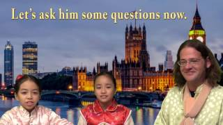 Weather-wise Kids episode 8 Interview with Mr Chris part one