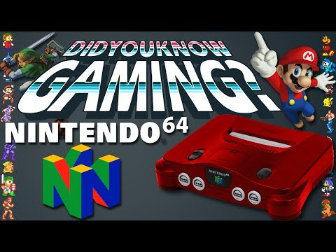 Nintendo 64 - Subscribe for more gaming trivia! http://bit.ly/DYKG_Subscribe http://didyouknowgaming.com - http://vgfacts.com Check out lots more trivia at our website, yo...