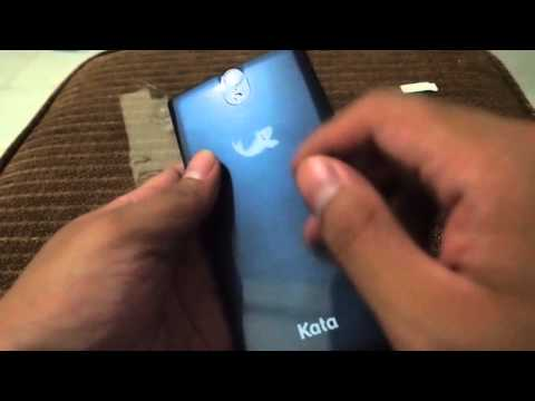 Kata i3 Unboxing and Hands on