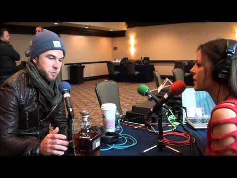 92.3 WIL Interview with David Nail in Nashville