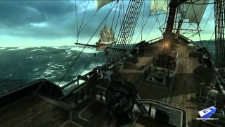 Assassin's Creed III - E3 2012: Naval Battle Gameplay