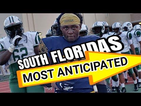 #6 St. Thomas Aquinas vs Miami Central Rockets Highlights